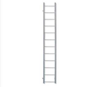 aluminum and galvanized basic access ladders
