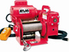 Atlas Construction Worm Gear Power Winch