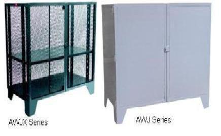 All Welded Jumbo Metal Storage Cabinets