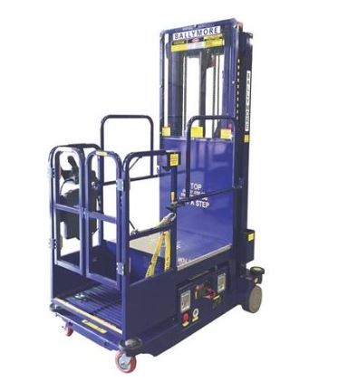 ballymore lift drivable