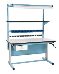 ergonomic work bench
