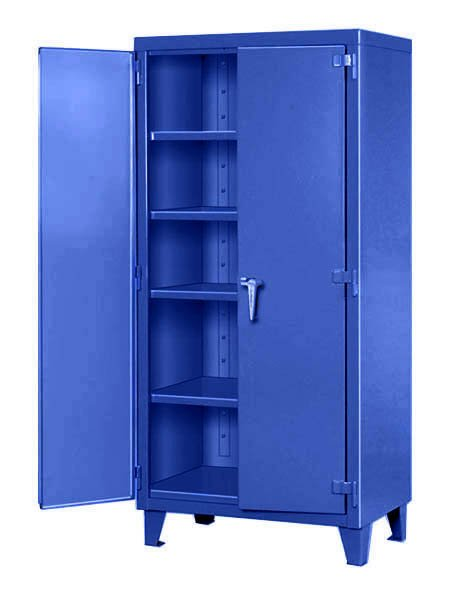 Bigblue Extra Heavy Duty Storage Cabinets
