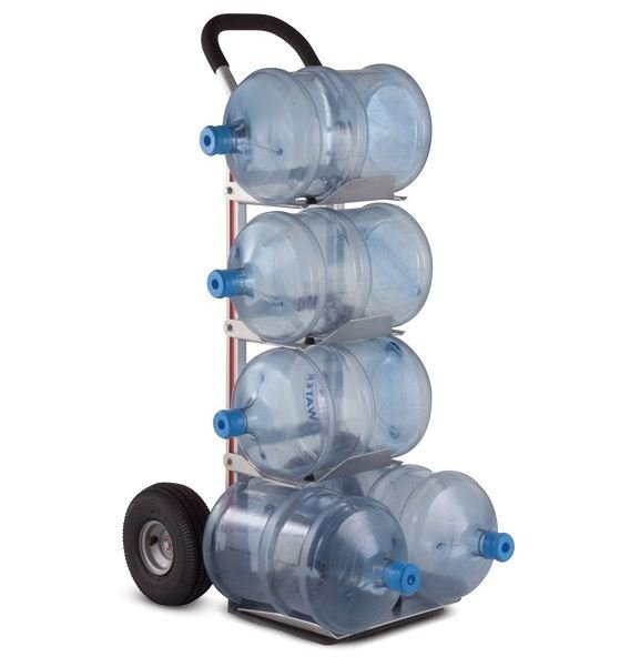 bottled water tray truck
