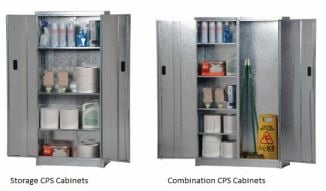 Economy Galvanized Office Cabinets