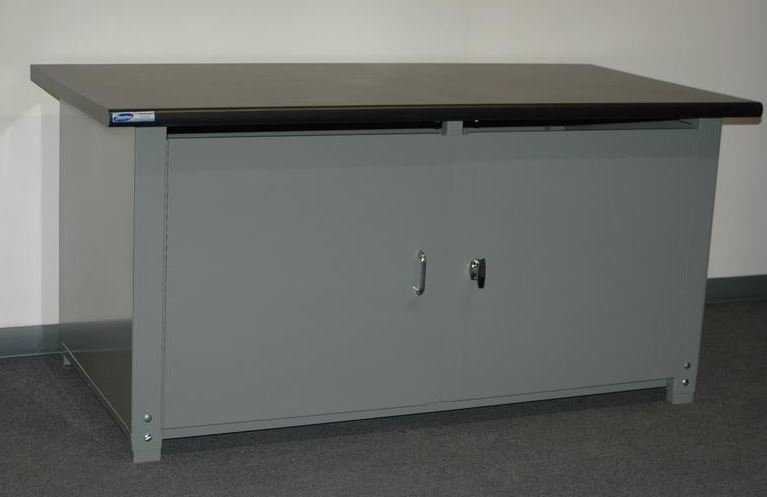Medium Duty Cabinet Work Bench Available In Several Colors