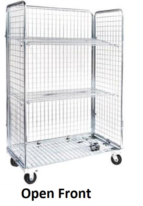cargo cart shelves