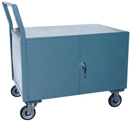 Heavy Duty Mobile Cabinets Industrial Grade