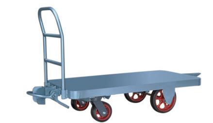 caster towable trailers