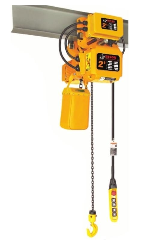 chain hoist dual speed
