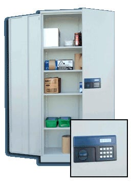 Keyless Electronic Access Storage Cabinets