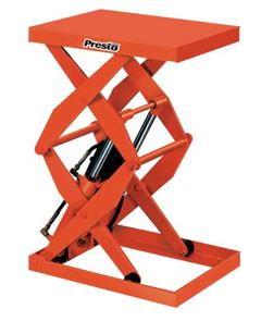compact double scissor lift