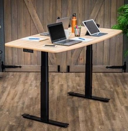Conference TableAdjustable Height - Adjustable height conference table