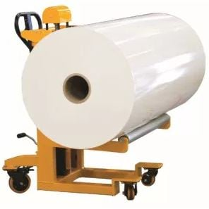 deluxe spinning roll lifter