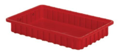 divider box red