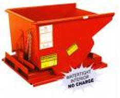 Extra Heavy Duty Self Dumping Hoppers
