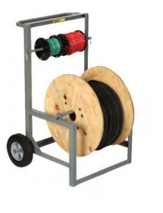 extra heavy duty reel rack