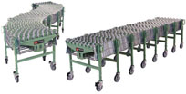 Heavy Duty in Stock Expandable Conveyors
