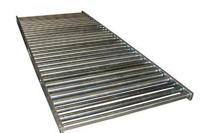 galvanized pallet conveyor