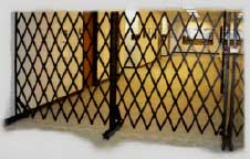 Economy Portable Security Gates