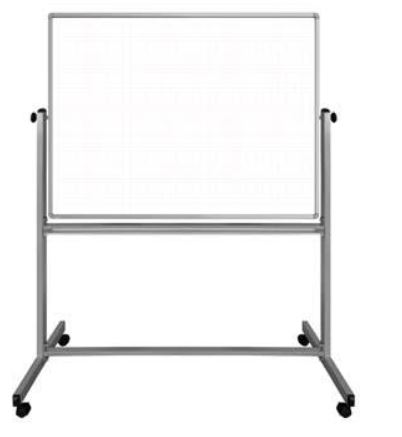 ghost grid whiteboard