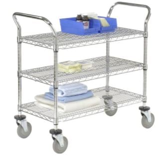 healthcare utility cart