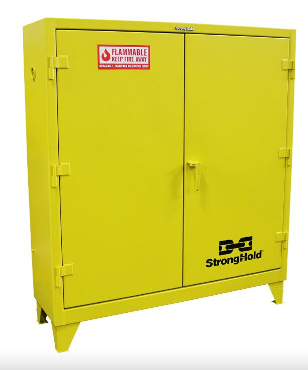 heavy duty flammable cabinet