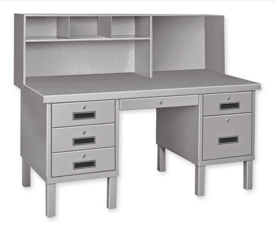 heavy duty shop desk