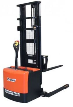 heavy duty stacker