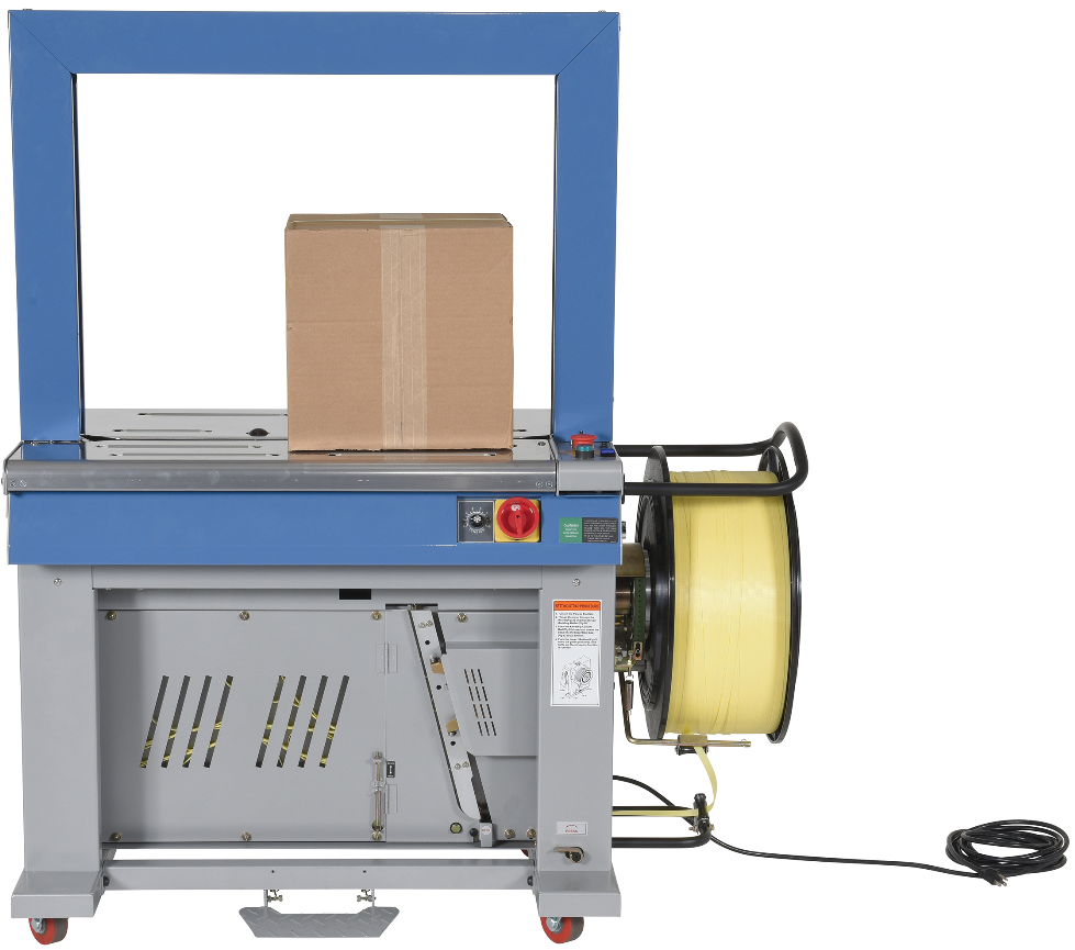 high speed strapping machine better