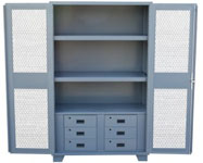 Large Steel Cabinets