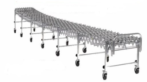in stock expandable conveyor