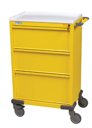 Three Drawer Isolation Cart