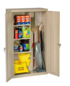 janitorial cabinet