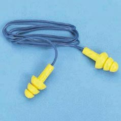 E A R  Ultrafit  Ear Plugs With Breakaway Cord