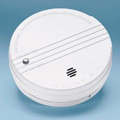 Professional Ionization Smoke Alarm