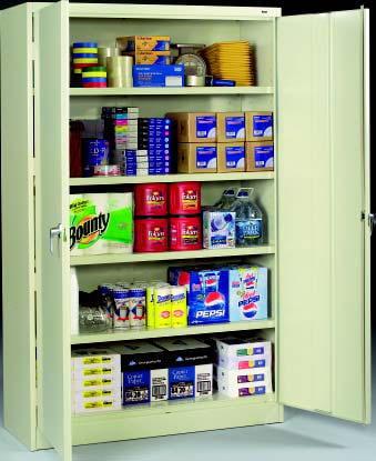 Jumbo Cabinet · Extra Heavy Duty Storage Cabinets