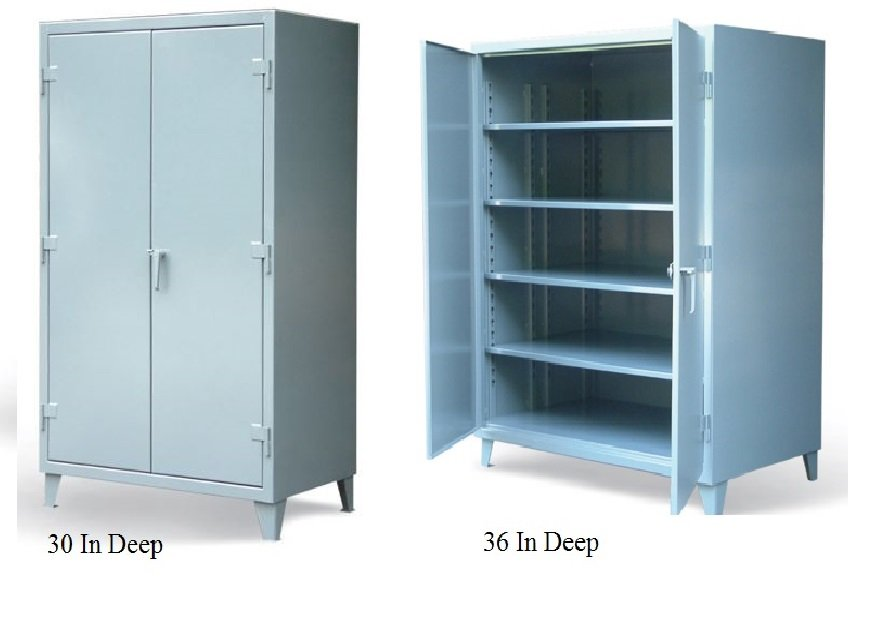 Extra Heavy Duty Metal Cabinets | Storage Cabinets | Warehouse