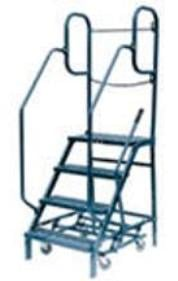 Low Rise Pull And Roll Ladders