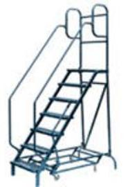 High Rise Pull And Roll Ladders