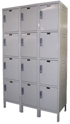 Large Electronic Box Locker