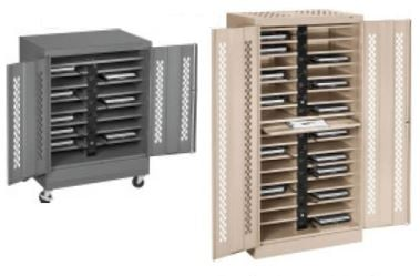 Laptop Charging Cabinets