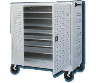 Mobile Laptop Security Cabinets
