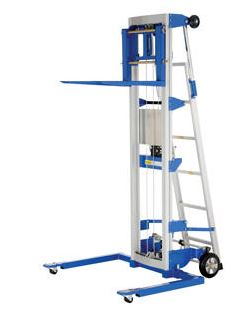 lift truck ladder