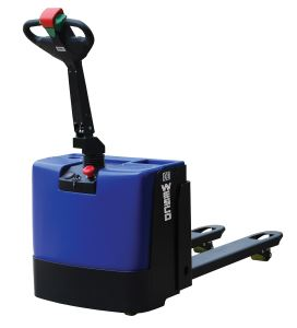 light duty powered pallet truck