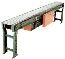 Light Duty Live Roller Conveyor
