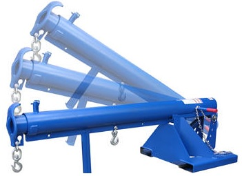 Orbit Telescoping Jib Crane