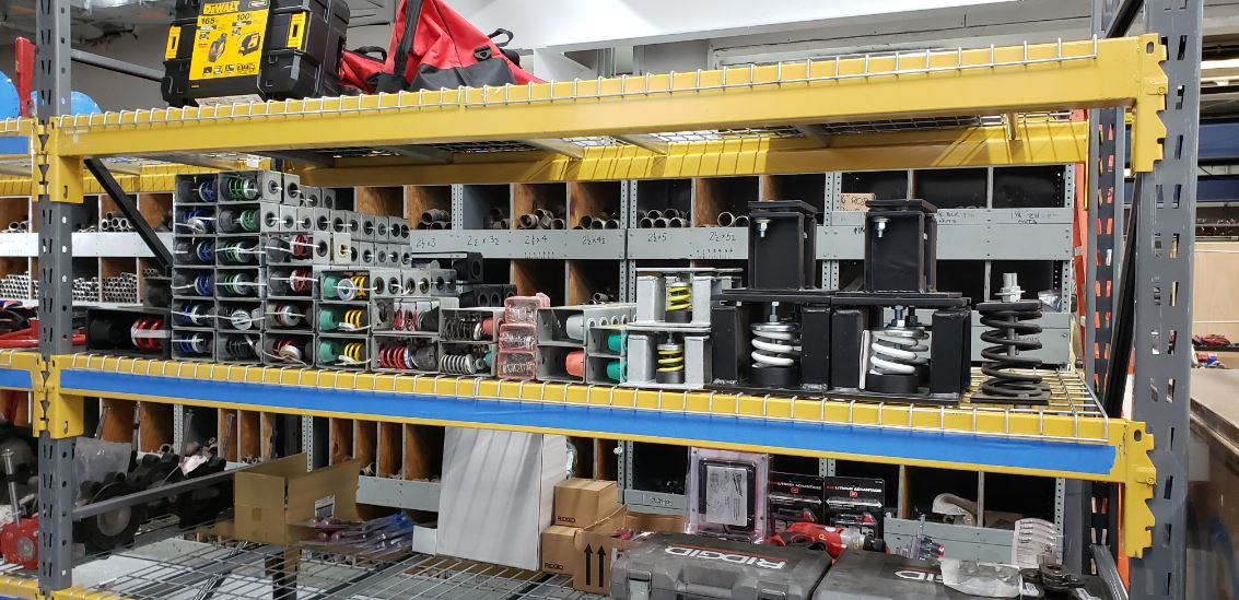 Pallet Racking and Shelving - Racks for Industrial Storage