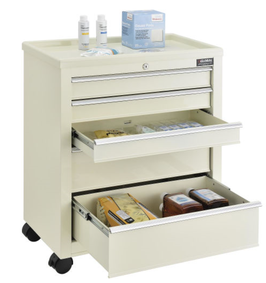 medical bedside cart