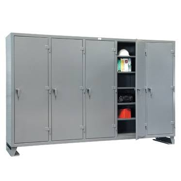 Multi Shift Kingcab Storage Cabinet