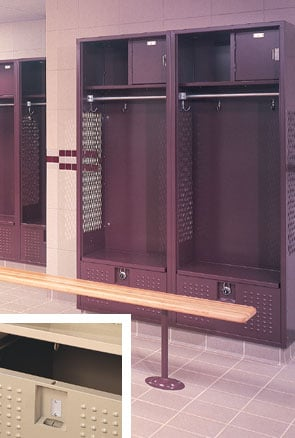 Stadium Athletic Lockers